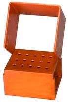 Bohrerständer, orange, sterilisierbar OR 700