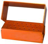 Bohrerständer, orange, sterilisierbar OR 702