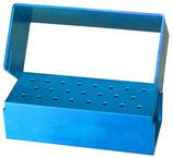Bohrerständer, blau, sterilisierbar BL 702