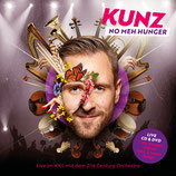 No meh Hunger - 2 CDs & DVD