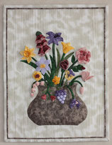 Applique Sampler Pattern- to be used in conjunction with Pauline's 'Floral Dimensions' book.