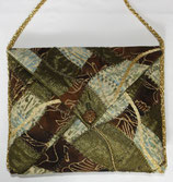 Woven Origami Bag Pattern (also available as a kit)