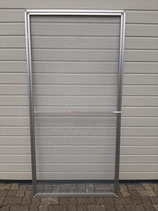 Flächenelement mit großer Tür 100 cm Breite und 204,8 cm Höhe