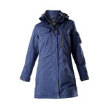 "Owney Winterparka ""Arctic"" Damen Indigo blue"