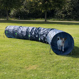 Trixie Dog Activity Agility Basic Tunnel, ø 60 cm/5 m, blau