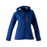 "Owney Softshell-Jacke Damen ""Cerro"" royal blue"
