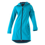 "Owney Damen Softshell Coat ""City Hiker"" Aqua"