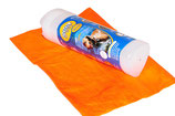 Cool 'N Dry Pet Shammy  Orange
