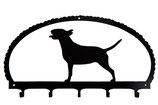 Schlüsselbrett - Bull Terrier