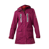 "Owney Outdoor-Damenparka ""Arnauti"" elder red"