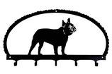 Schlüsselbrett -Französische Bulldogge