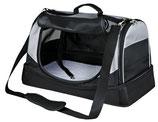 Trixie Tasche Holly, 30 × 30 × 50 cm, schwarz/grau