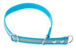 BioThane Halsband Sport 19mm reflekt türkis