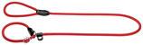 H-Retrieverleine Freestyle rot 8mm x 120cm
