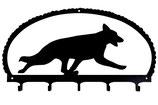 Schlüsselbrett - Deutscher Schäferhund