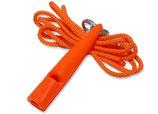 ACME Einzelpfeife orange 210 1/2 oder 211 1/2 beide ohne Pfeifenband