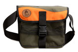 Kinder Dummytasche Profi khaki/orange