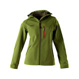 "Owney Softshell-Jacke Damen ""Cerro"" cedar green"