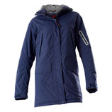 "Owney Winterparka Damen ""Albany"" marine-grey"