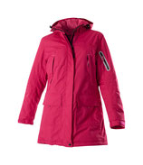 "Owney Winterparka Damen ""Albany"" grape"