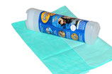 Cool 'N Dry Pet Shammy  Aqua Green