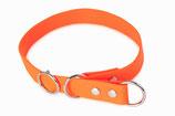 BioThane Halsband Sport 25mm neon orange