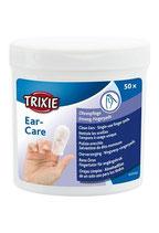 Trixie Pflege-Fingerlinge für die Ohren, 50 St. 29392