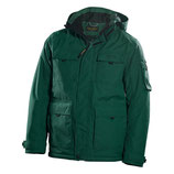 "Owney  Unisex Outdoor-Thermojacke ""Taraq"" green"