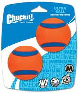 Chuckit Ultra Ball mittel 6,5 cm 2 Stk.