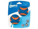 Chuckit Ultra Squeaker Ball Medium 6,5 cm - 2 Stk.