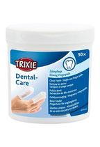Trixie Pflege-Fingerlinge für die Zähne, 50 St. 29393