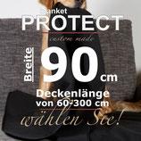 Hunde Decke Indoor 90cm Breit