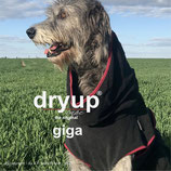 DRYUP CAPE GIGA  schwarz