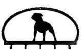 Schlüsselbrett - Staffordshire Bullterrier