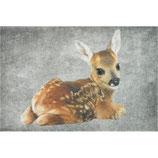 küchematte grau bambi