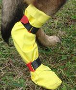DogGusti® Hunde-Gummistiefel L ca. 8,5cm gelb