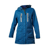 "Owney Outdoor-Damenparka ""Arnauti"" ocean blue"