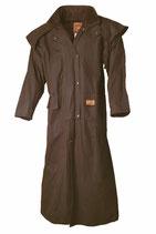 Bush-Skins Riding Coat für Damen und Herren braun