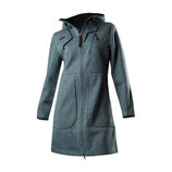 Owney Lana Coat Women blau
