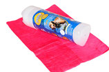Cool 'N Dry Pet Shammy  Fuchsia
