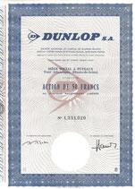 Te koop: Aandeel Dunlop S.A.