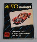 Auto Vraagbaak. Kluwer, 1988