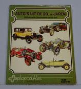 Auto's uit de 20er jaren. Cyril Postumus, 1977. ISBN 9063090102.