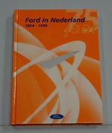75 Jaar Ford in Nederland 1924-1999 Ford Nederland BV.