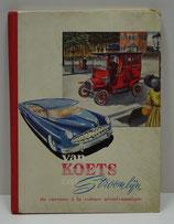 Van koets tot stroomlijn. Geschiedenis en technische ontwikkeling van de automobiel,  Koninklijke Beschuit Haust.