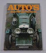 Auto's door de jaren heen. Peter Roberts, 1978.
