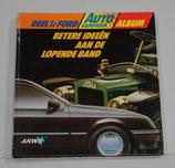 Deel 1: Ford Album ANWB Autokampioen, 1983.