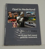 Opel in Nederland, 2003.