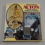 Auto's uit de jaren dertig & veertig. Michael Sedwich, 1979.