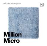 Koch Chemie | Profi-Microfasertuch blau, ultraschallgeschnitten